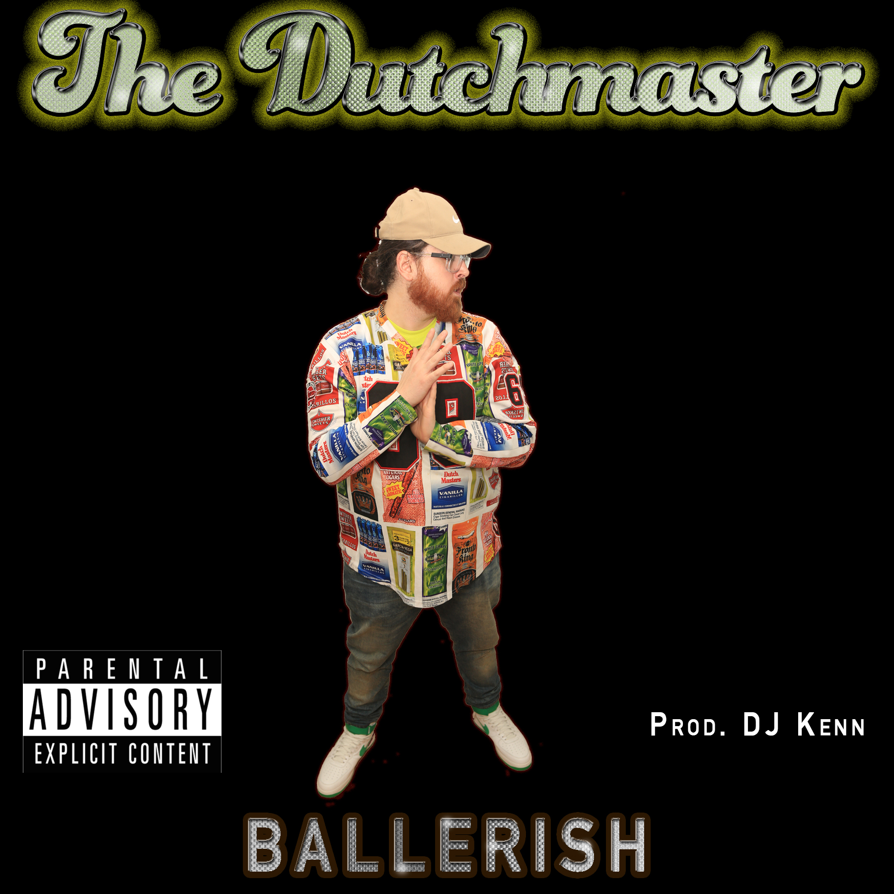 The Dutchmaster Ballerish Artwork